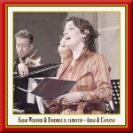 サラ・ヴェーゲナーがバロックからカーターまで歌う