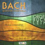 チェロ四重奏によるバッハ:オルガン小品集!