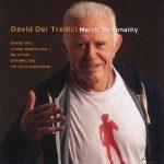 《アリス》で有名なデル・トレディチの室内楽曲集