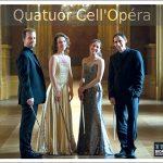 パリ・オペラ座のチェリスト4人によるアンサンブル