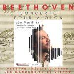 手稿譜によるベートーヴェン:ヴァイオリン協奏曲