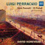 知られざるイタリアの作曲家ペラッキオ:ピアノ曲集