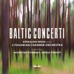 バルトの作曲家による美しいヴァイオリン協奏曲集!
