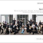 金管アンサンブルによるオペラからの名曲集!
