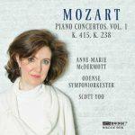 マクダーモットのモーツァルト:ピアノ協奏曲集