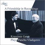 ブルガリアの作曲家ヴラディゲロフ:ピアノ作品集